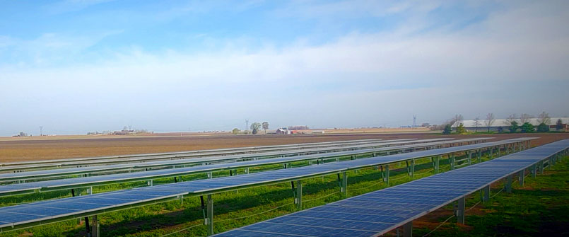 Solar Lighting Agriculture